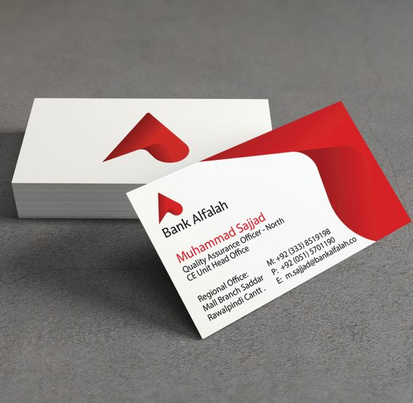 Bank Alfalah Card