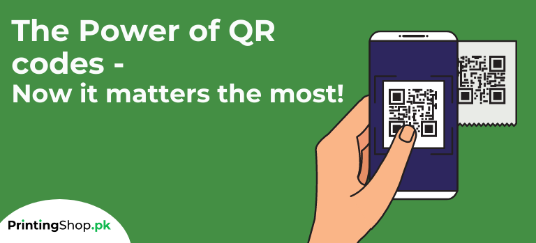 The Power of QR codes – Now it matters the most!